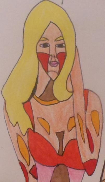 Candice Swanepoel par armattock